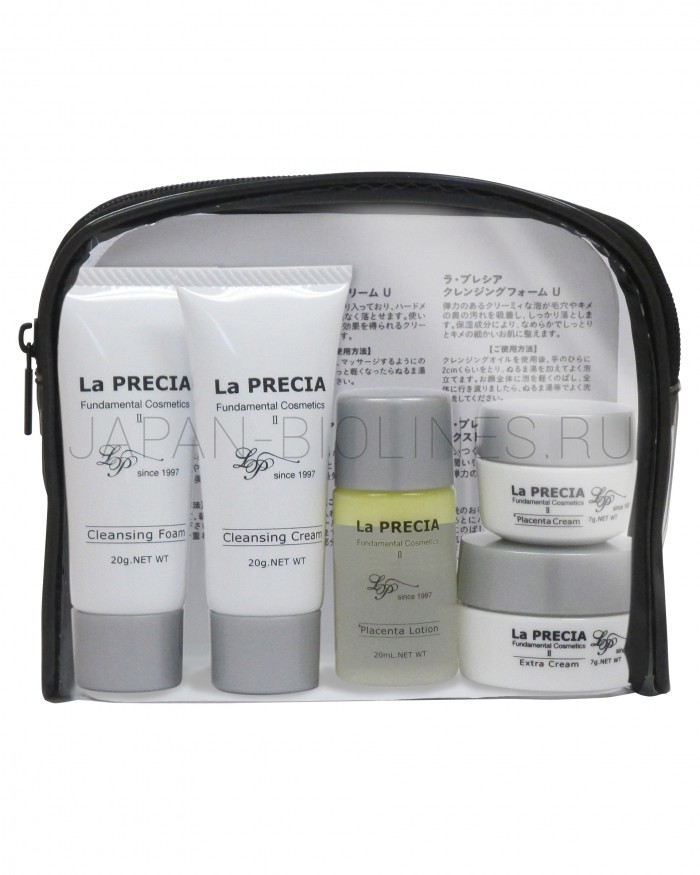 Фото мини-набора 7 Дней с кремом UTP La PRECIA 7 days Set cream
