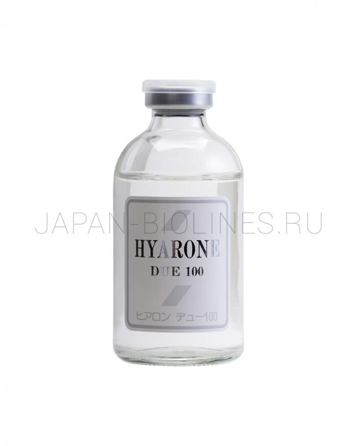 Фото гиалуроновой кислоты UTP Hyarone due 100